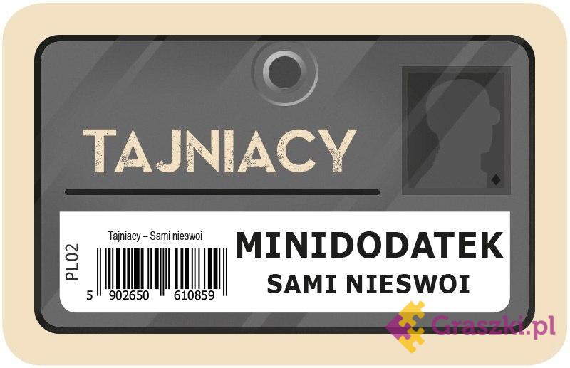 Tajniacy: Sami Nieswoi | Rebel